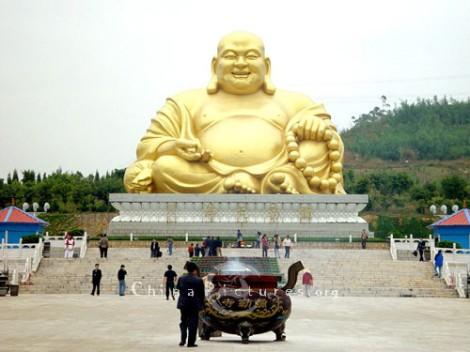 mile county Buddha