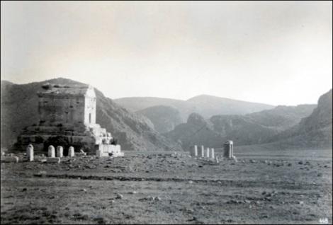 cyrus tomb