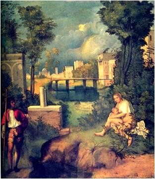 tempest Giorgione
